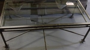 Glass Top Coffee Table in Phoenix