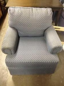 Hilton Blue Chair Just $10