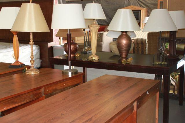 Lamp liquidation