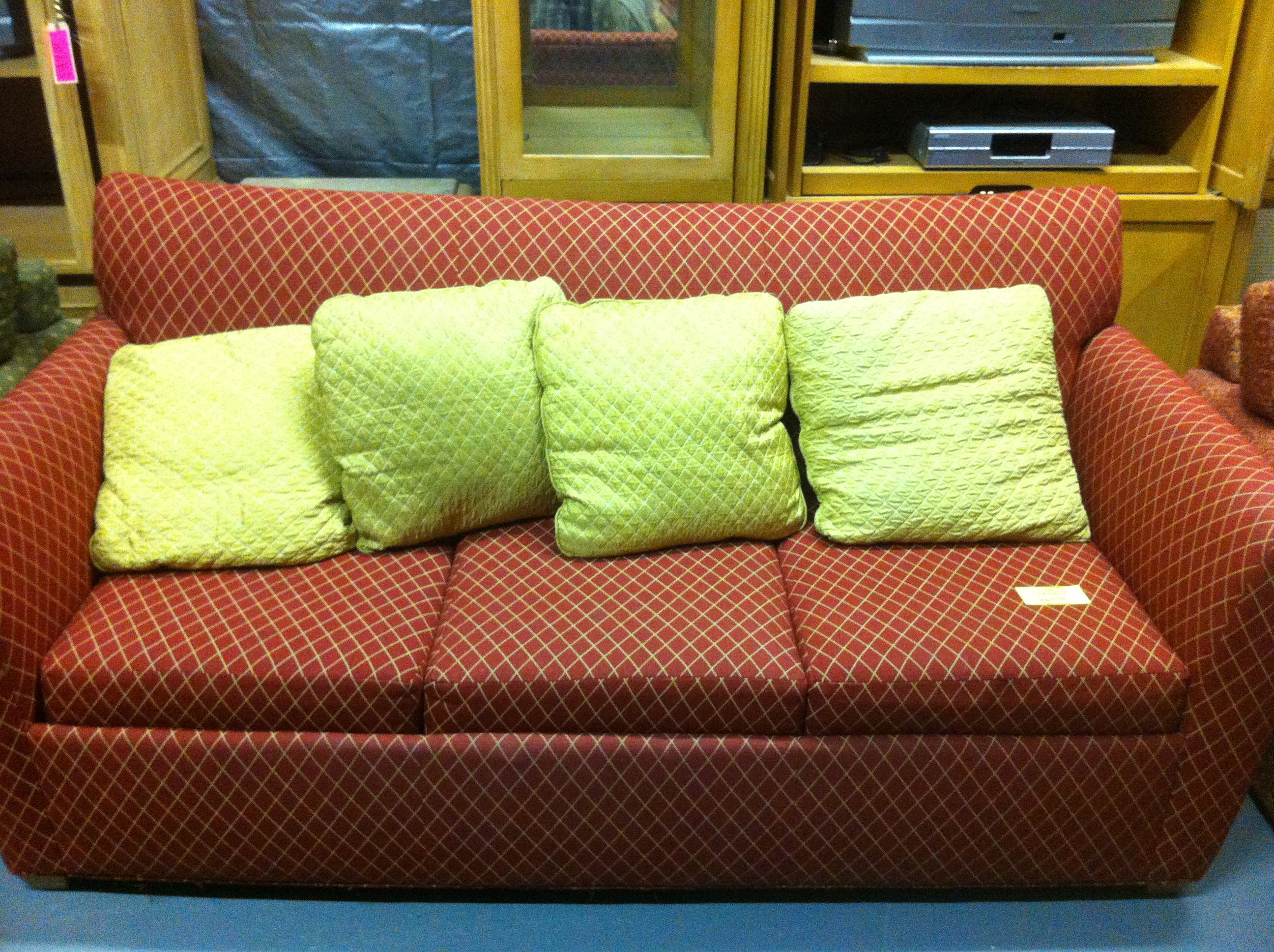 Red Sofa Sleeper For Sale In Phoenix