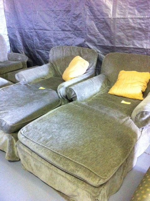 Chaise lounge for Liquidation chaise
