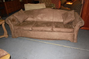 micro fiber brown sleeper Sofa Bed Blowout Sale in Phoenix
