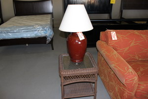 1 RED LAMP Pictures and Mirrors From $10