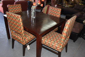 cherry dinning set Dining Tables and Chairs Clearance Sale!
